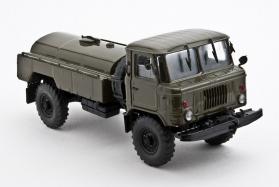 ГАЗ-66 цистерна (хаки) 1:43