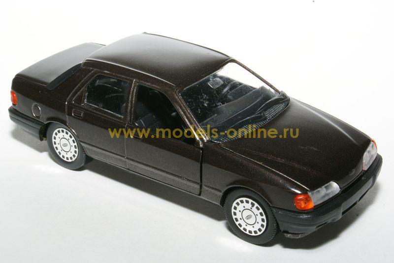 масштабная модель автомобиля ford sierra