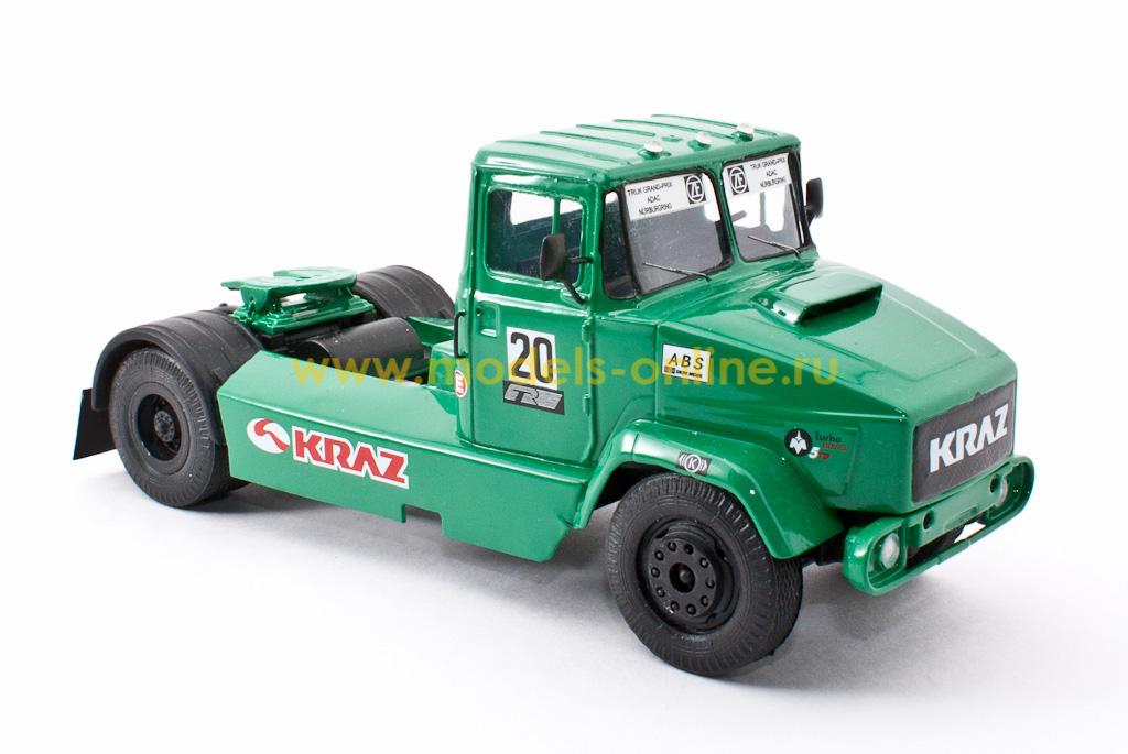 Трактор МТЗ-82 с прицепом(1:43) - car43.su