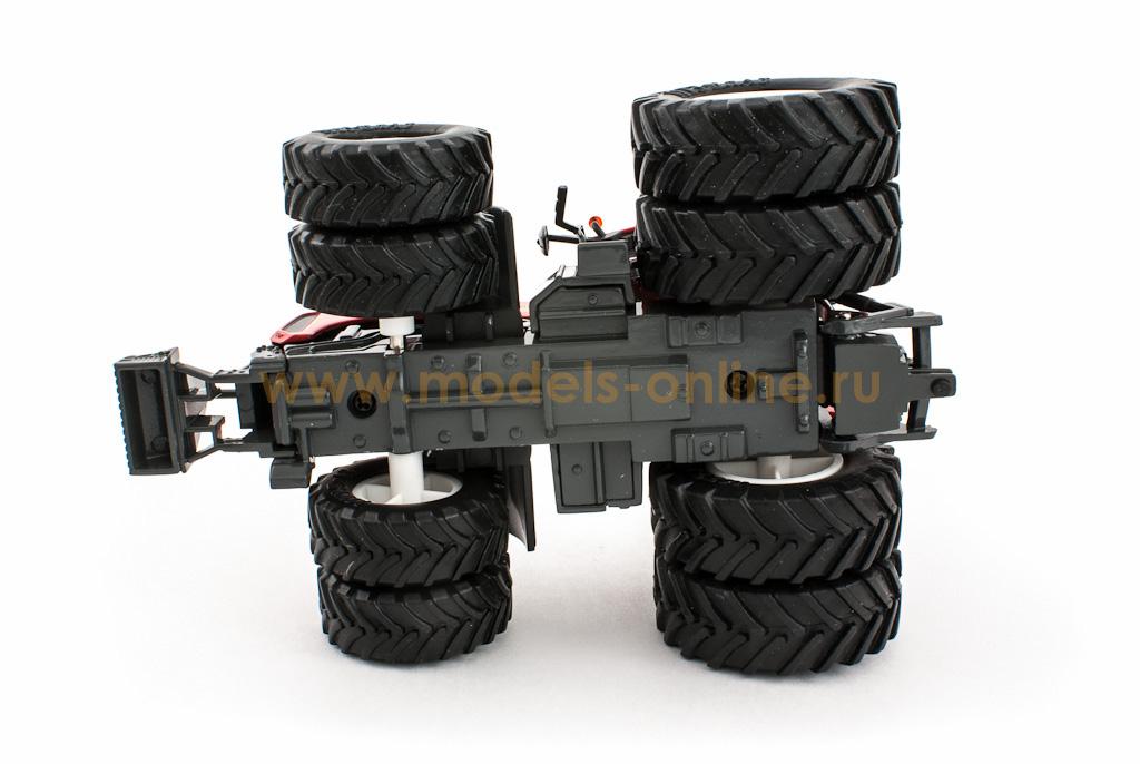 Крыша на трактор МТЗ УК (пластик) цена – 4 769 руб.