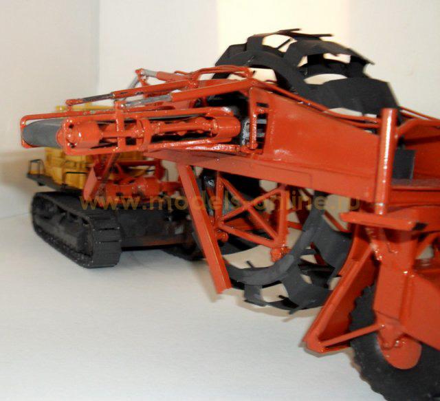 Экскаватор траншейный цепной на МТЗ-82.1 ЭЦУ 150.