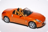 Nissan 350Z Roadster Cabriolet 2003 - orange 1:43