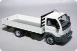Nissan Cabstar 2004 - white 1:43