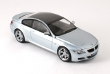 BMW M6 (E63) - silver metallic 1:43