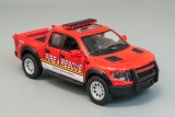 Ford F-150 SVT Raptor SuperCrew Fire Rescue - 2013 - без коробки 1:46