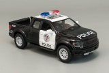 Ford F-150 SVT Raptor SuperCrew Police - 2013 - без коробки 1:46
