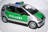Mercedes-Benz A-class 5-doors Polizei 1:18