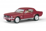 Ford Mustang Hard Top - 1964 - 4 цвета в ассортименте 1:36