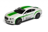 Bentley Continental GT Speed - 2012 - 4 цвета в ассортименте/c полосой - без коробки 1:38