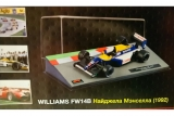 Williams FW14B - 1992 - Nigel Mansell - №7 с журналом 1:43