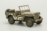 Jeep Willys MB - камуфляж хаки 1:32