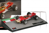 Lotus 49B - 1968 - Graham Hill (Грэм Хилл) - №27 с журналом 1:43
