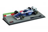 Williams FW19 - 1997 - Jacques Villeneuve (Жак Вильнёв) - №54 с журналом 1:43