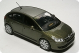 Citroen C4 Berline - 2005 - bronze persan 1:43
