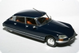 Citroen DS 23 Pallas - 1973 - blue orient 1:43