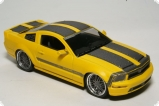 Ford Mustang Cesam тюнинг от Parotech - 2007 - yellow 1:43
