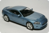 Jaguar XK 150 Coupe - 2006 - light blue metallic 1:43