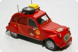 Citroen 2CV Cruiser China 2007 №07 «Le Raid Des Barouders» 1:43