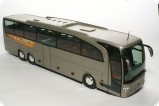 Mercedes-Benz Travego M автобус - 2006 - silver-grey 1:43