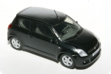 Suzuki Swift - cosmic black metallic 1:43