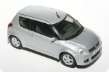 Suzuki Swift - silky silver metallic 1:43