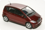 Mercedes-Benz A-class 5-doors - 2005 - red metallic 1:43