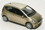 Mercedes-Benz A-class 3-doors - biege metallic 1:43
