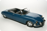 Citroen DS19 Convertible - blue 1:18