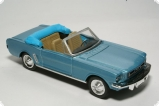 Ford Mustang convertible - 1964 - серо-голубой 1:43