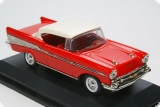 Chevrolet Bel Air - 1957 - красный 1:43