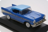 Chevrolet Bel Air - 1957 - синий 1:43