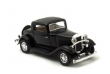 Ford 3-window Coupe - 1932 - черный 1:43