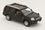 Nissan X-Trail Xtt - 2005 - satin black 1:43