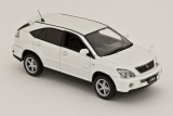 Toyota Harrier HB Sport Package 2006 (Lexus RX) - white 1:43
