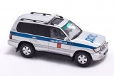 Toyota Land Cruiser 100 - ДПС г. Москва 1:43