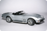 Chevrolet Corvette 1969' (catez silver) 1:18