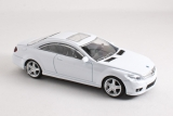 Mercedes-Benz CL63 AMG - белый 1:43