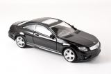 Mercedes-Benz CL63 AMG - черный 1:43