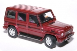 Mercedes-Benz G-wagon  LWB 1980 (met.red) 1:43