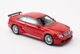 Mercedes-Benz CLK DTM AMG Coupe - red 1:43