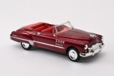 Buick Roadmaster Convertible - 1949 - красный 1:43