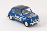 Fiat 500L competition #33 Club 500 Trieste 1:43