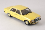 Mercedes-Benz 200 - 280E (W123) 1976 - yellow 1:43