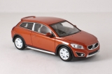 Volvo C30 Facelift 2009 - orange flame 1:43