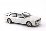 Audi Quattro coupe - white 1:43