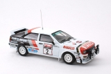 Audi Quattro Rally - №2 Winner Scottish Rally 1982 1:43