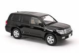 Toyota Land Cruiser 200 - black 1:43