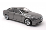 BMW 550i (E60) Facelift - grey 1:18