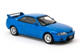 Nissan Skyline GT-R (R33) - LM Limited - light blue 1:43