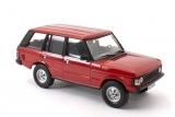 Range Rover 3.5 - 1982 - red 1:43